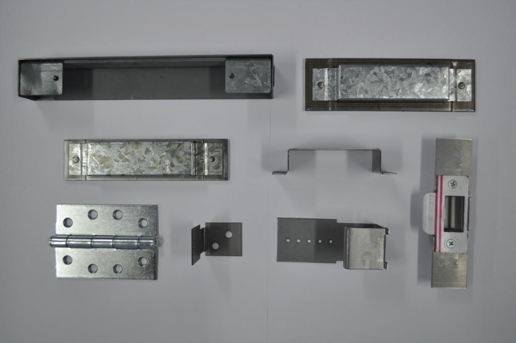 Metal Door Frame Products